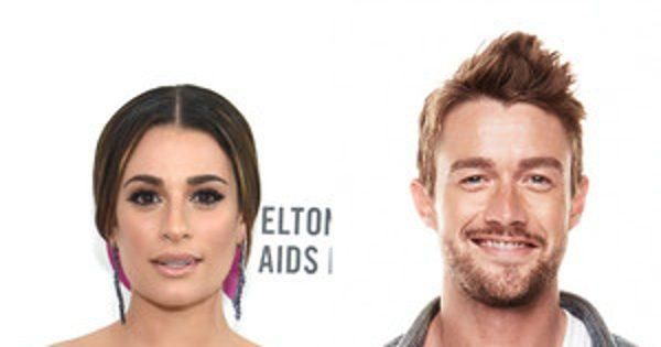 Lea Michele and Robert Buckley Step Out on Double Date With Glee Co-Star Becca Tobin