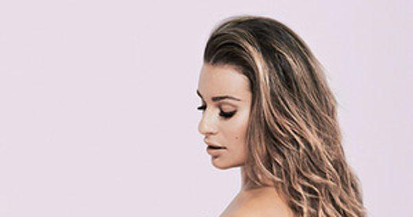 Lea Michele Goes Completely Naked and Reveals ''Finn'' Tattoo for Women's Health U.K.