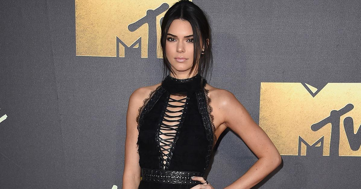 Leave It to Kendall Jenner to Bring the Heat to the MTV Movi