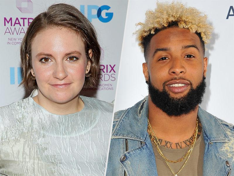 Lena Dunham Apologizes to Odell Beckham Jr. for Met Gala Comments: I Made 'Narcissistic Assumptions'
