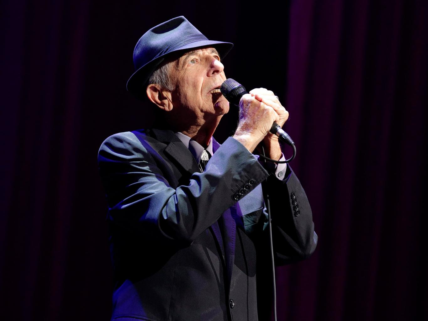 Leonard Cohen's Son Pens Heartfelt Note After Father's Burial