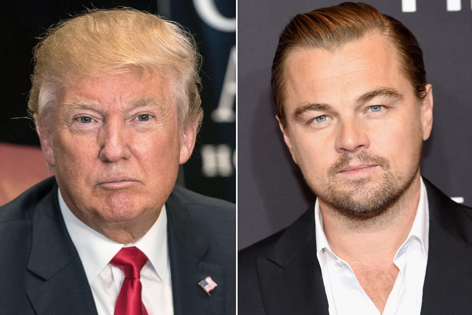 Leonardo DiCaprio Meets with Donald Trump to Discuss Environmental Job Opportunities