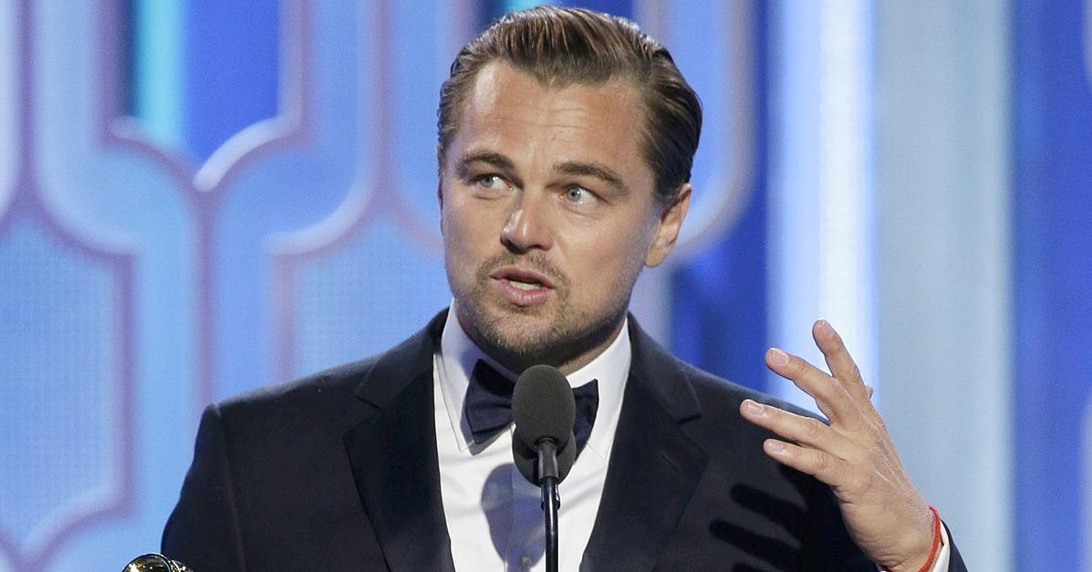 Leonardo DiCaprio Opens Up About Shooting That Infamous Bear