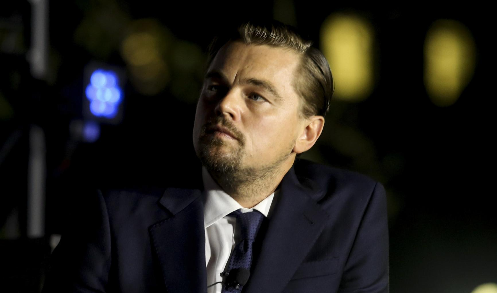 Leonardo DiCaprio Was Joking, Is Not Going To Mars