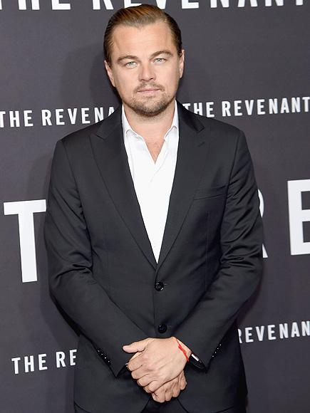 Leonardo DiCaprio 'Would Love' to Play Russian President Vla