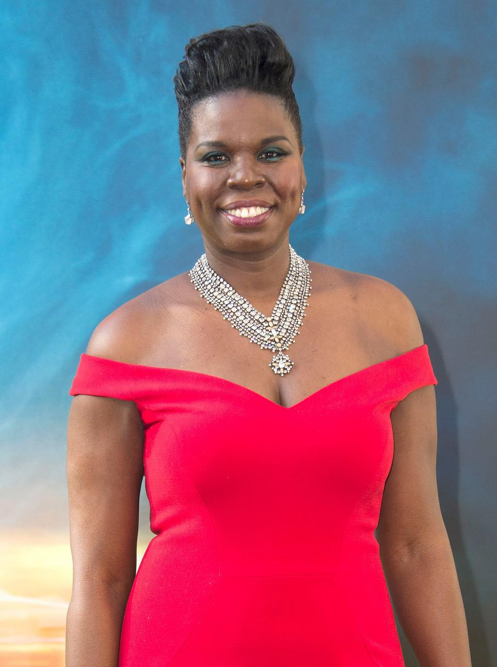 Leslie Jones Has Her Sights Set on People       's Sexiest Teacher Alive       '  and He       's Playing Along