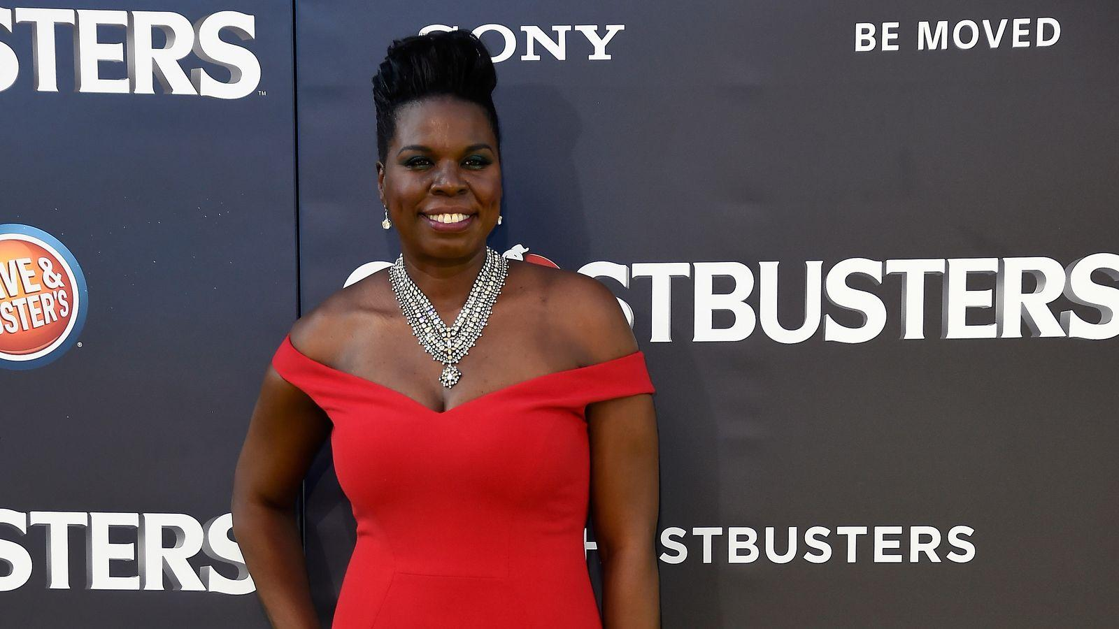 Leslie Jones' website goes offline after personal info, photos leaked