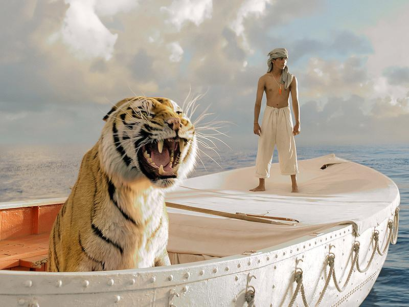 Life of Pi Animal Trainer Allegedly Caught on Camera Whippin