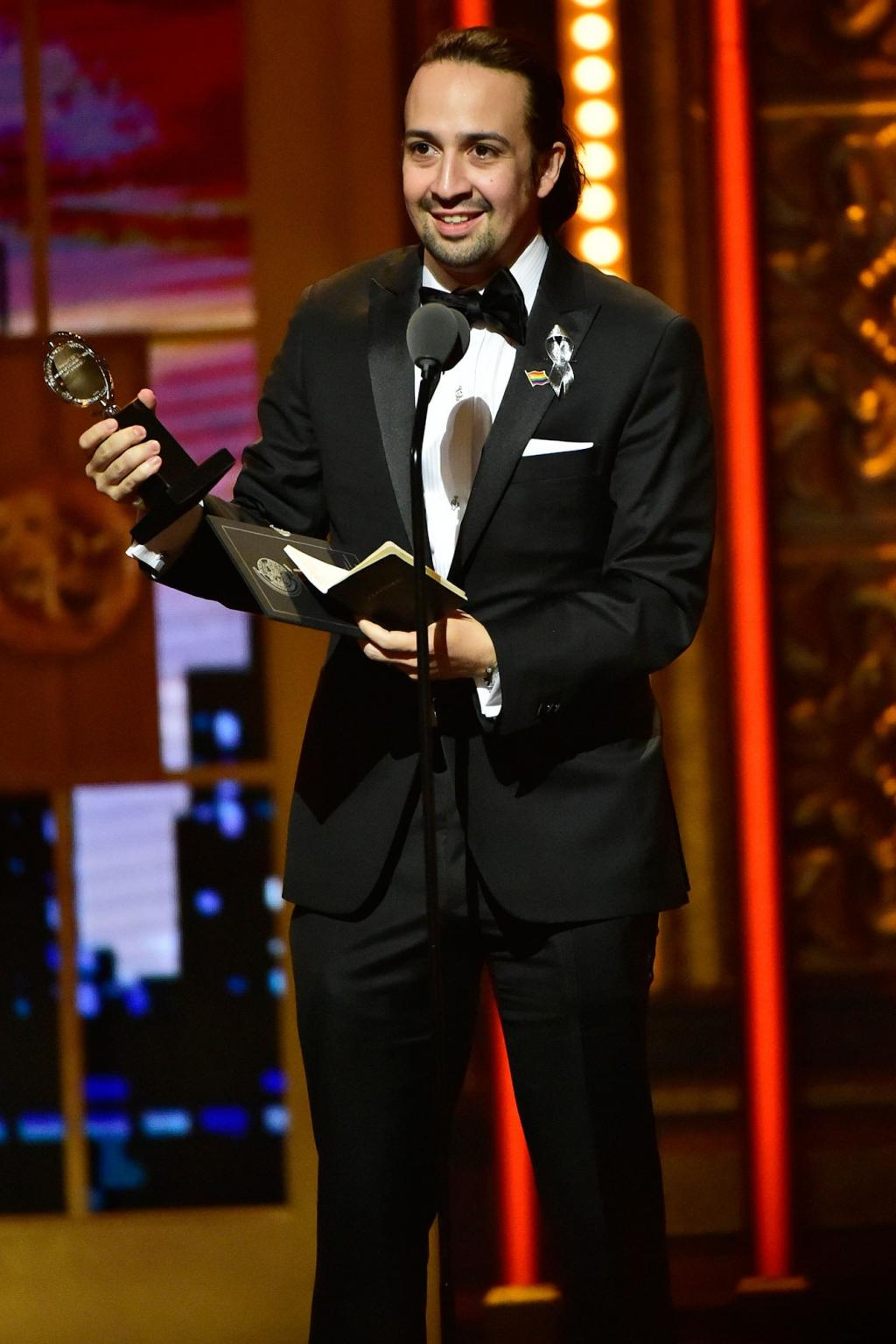 Lin-Manuel Miranda is One Step Away from History-Making EGOT with Oscar Nomination for Moana