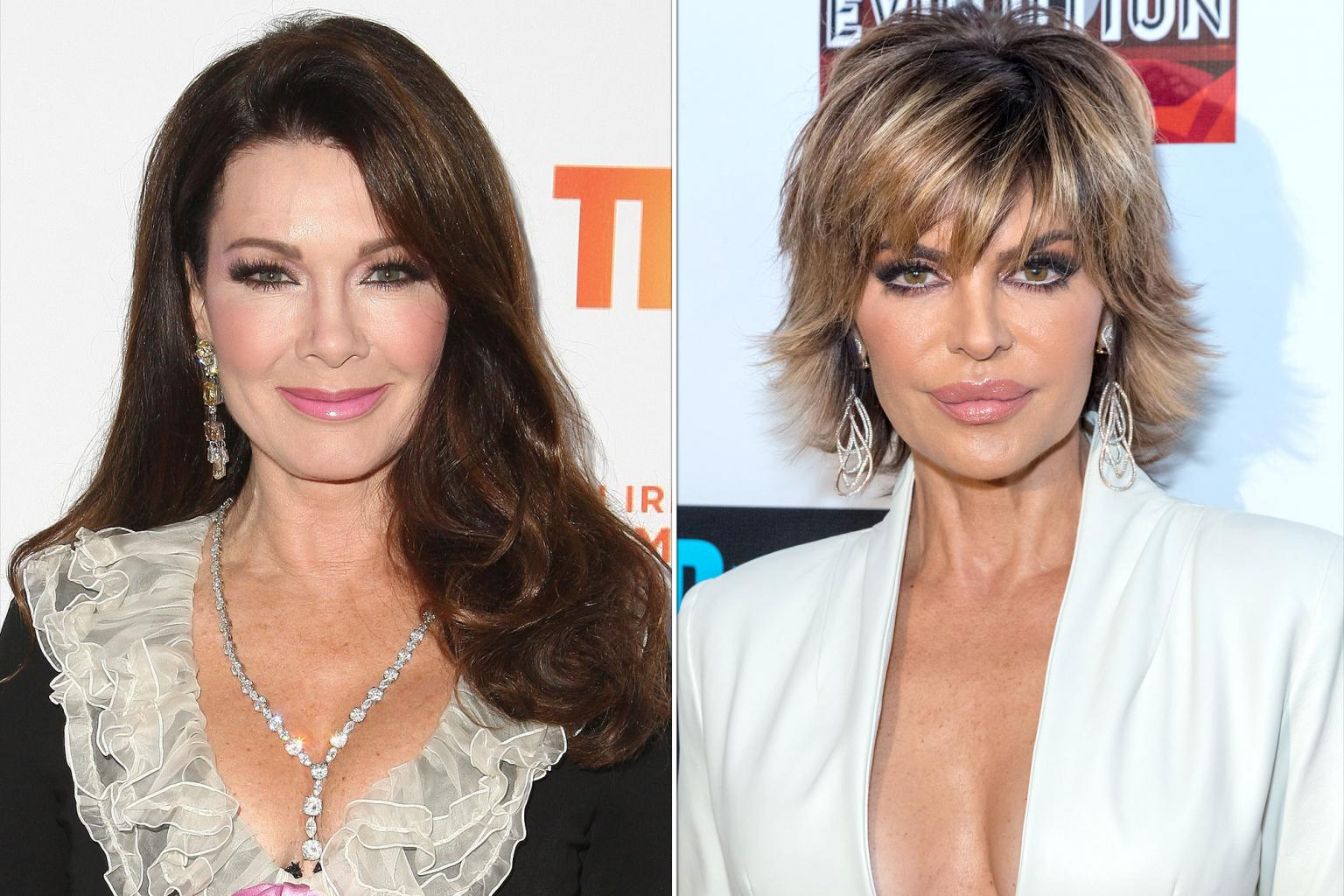 Lisa Rinna Apologizes to Lisa Vanderpump After Bitter Feud! Can the Rhobh Rivals Move On?