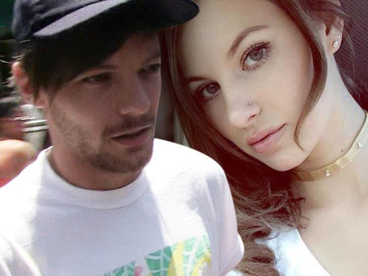 Louis Tomlinson's Baby Mama's Dad Demands Takedown of One Direction Fan Sites