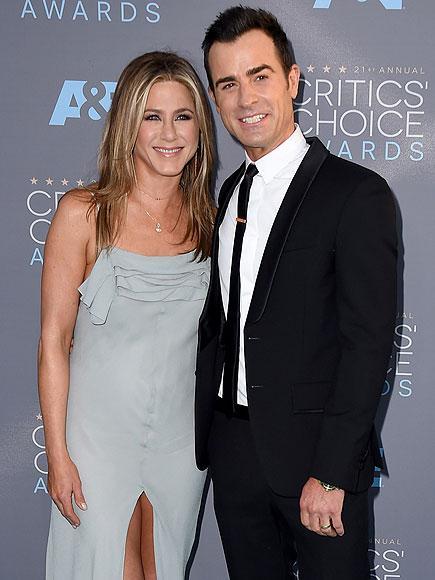 Love Wins! Jennifer Aniston Supports Husband Justin Theroux