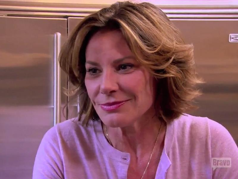 LuAnn de Lesseps's Whirlwind New Romance on Rhony Surprises the Other Women: 'Did You Take Crystal Meth Tonight?'