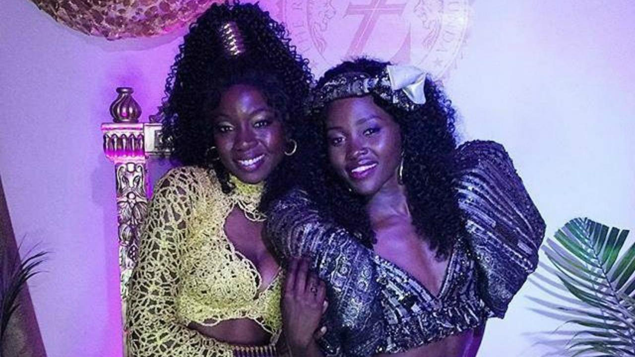 Lupita Nyong  'o And Danai Gurira Had The Most Amazing Joint Birthday Party