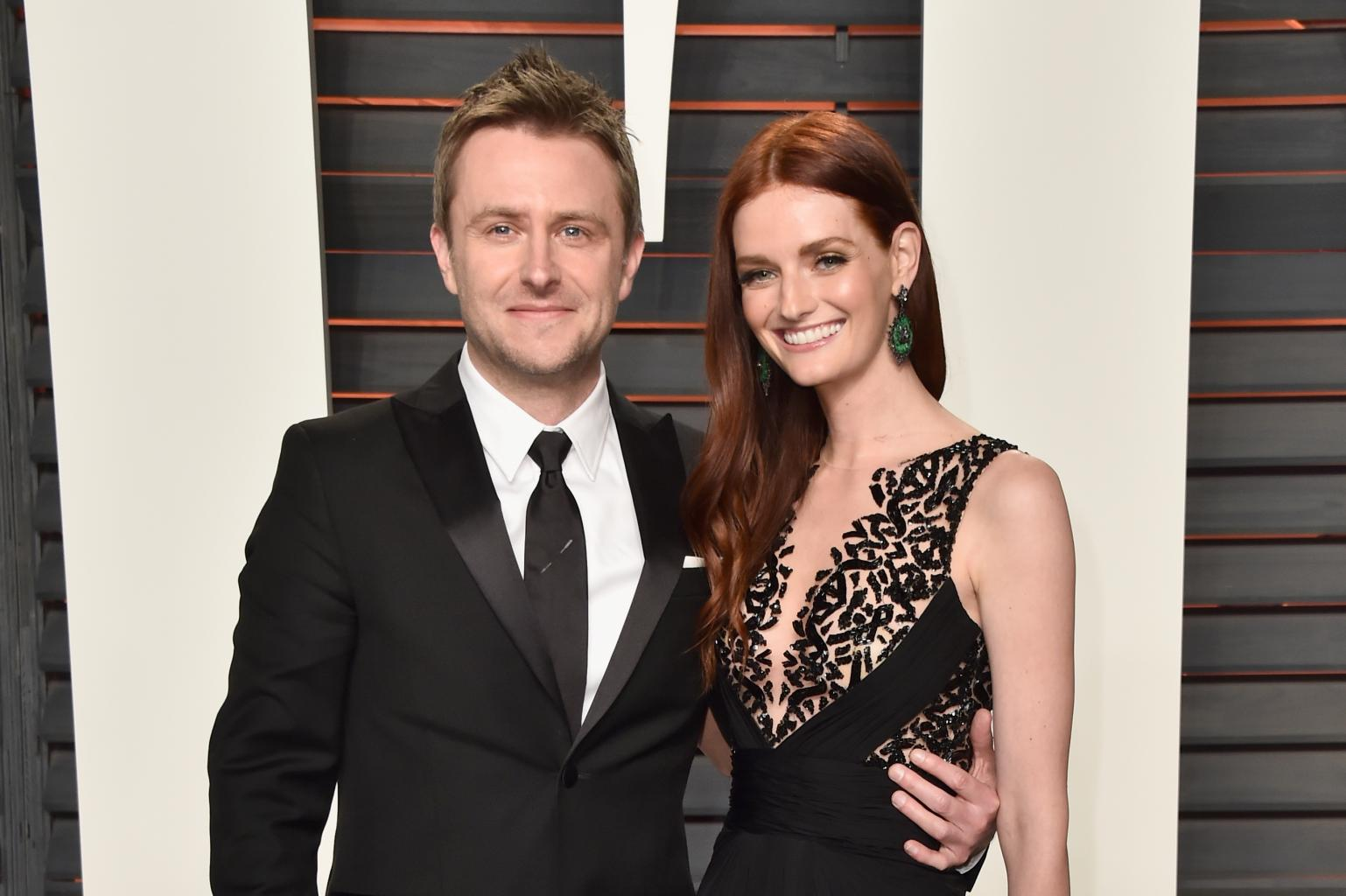 Lydia Hearst And Chris Hardwick Are Married!