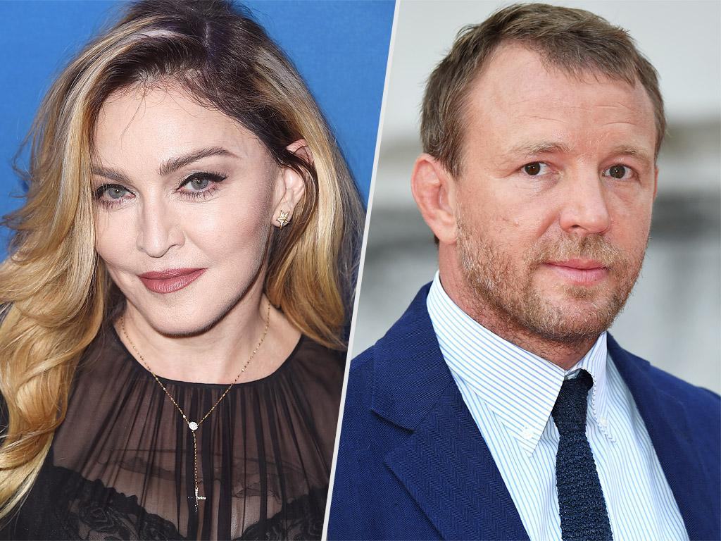 Madonna and Guy Ritchie's Custody Battle Ends as Rocco Ritchie Returns to Manhattan