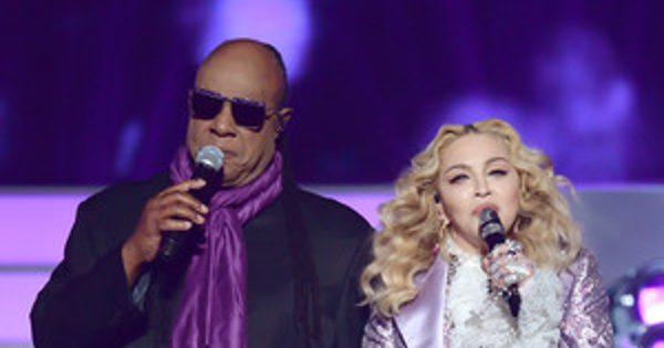 Madonna and Stevie Wonder Pay Tribute to Prince in Powerful Billboard Music Awards Performance