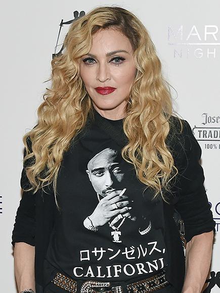 Madonna Shares Cryptic Lyric Amid Custody Battle with Guy Ri