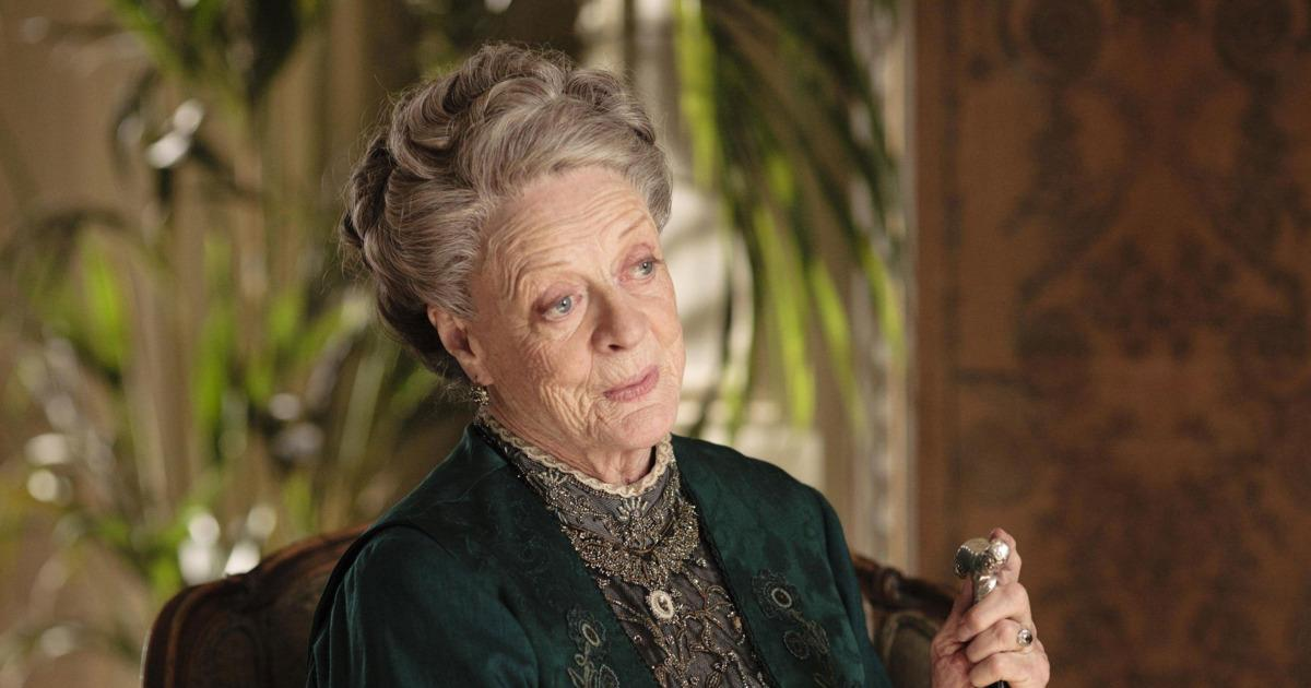 Maggie Smith Will Watch Downton Abbey When She Gets to It, O