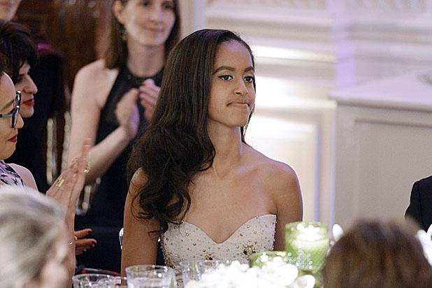 Malia Obama Goes to Sundance Film Festival (Exclusive)