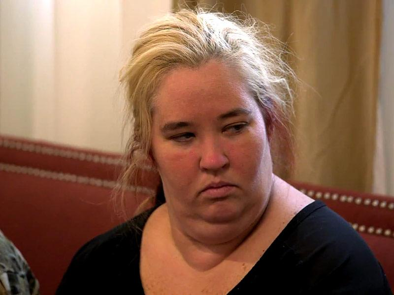Mama June Shannon Hospitalized After Collapsing at Home