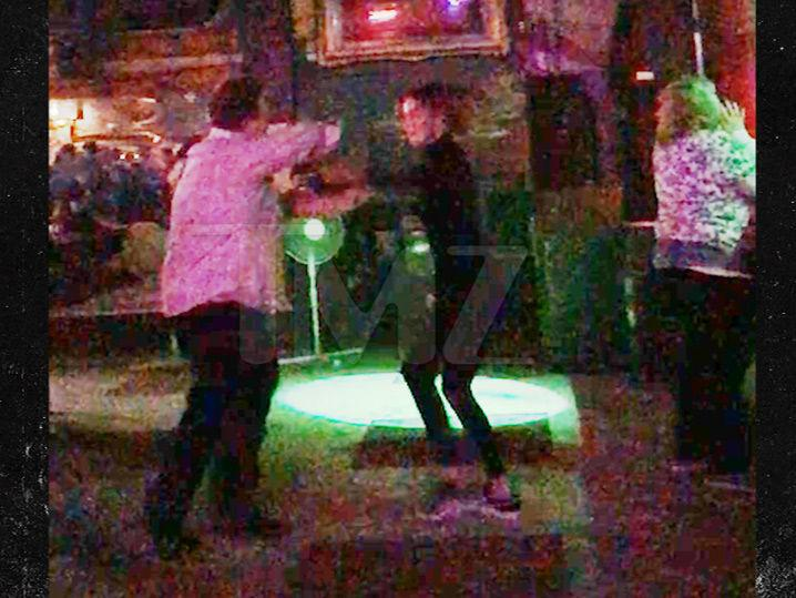 Margot Robbie Cuts Loose at Georgia Honky-Tonk (Video + Photo)