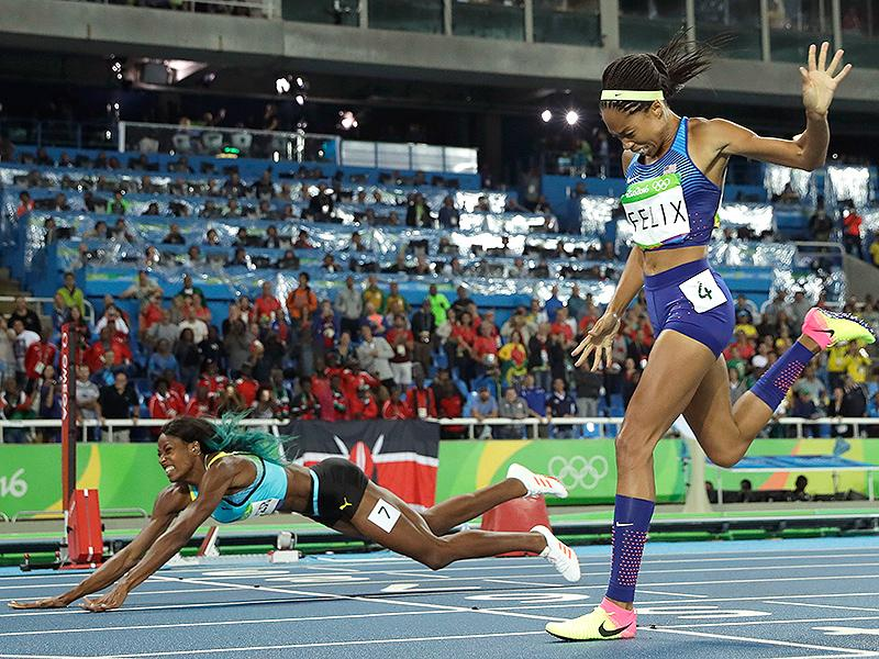 Maria Shriver Gives Allyson Felix a Touching Shout-Out After Record-Breaking Win: 'Wow! Inspiring'