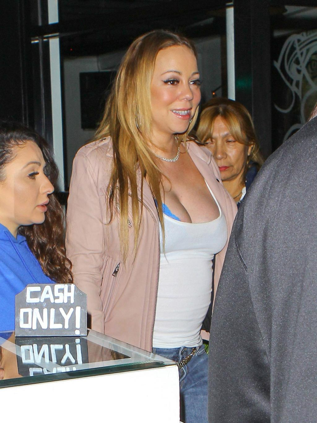 Mariah Carey    Doesn  't Want to Sit at Home and Dwell '  on Her Broken Engagement:    She Is Very Hurt, '  Says Source