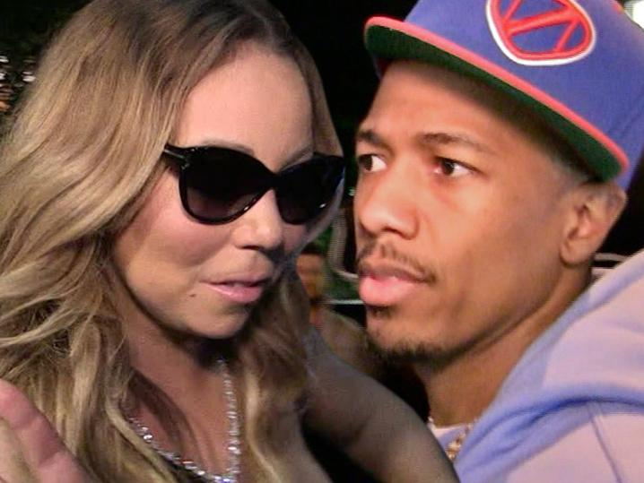 Mariah Carey -- Nick Cannon Won't Sign Off On Our Divorce