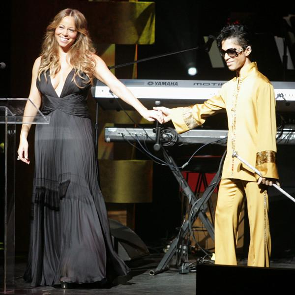 Mariah Carey Opens Up About Friendship With Prince, Reveals He Talked Her Through Times When She ''Really Needed Somebody''