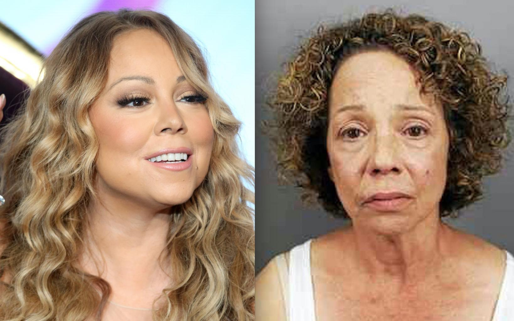 Mariah Carey's Sister Arrested On Suspicion Of Prostitution