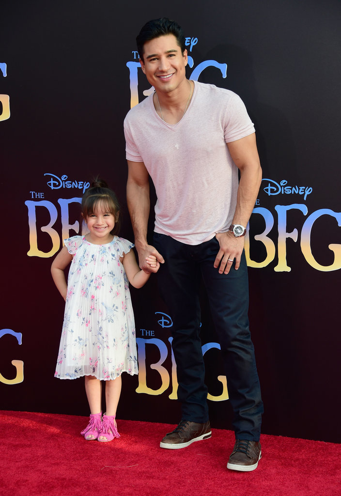 Mario Lopez's Daughter Steals the Spotlight With Her Cute Looks and Sassy Red Carpet Poses