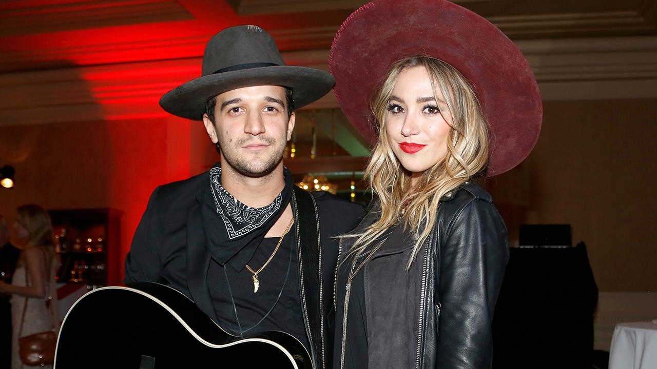 Mark Ballas Marries BC Jean in Gorgeous Southern California Wedding!