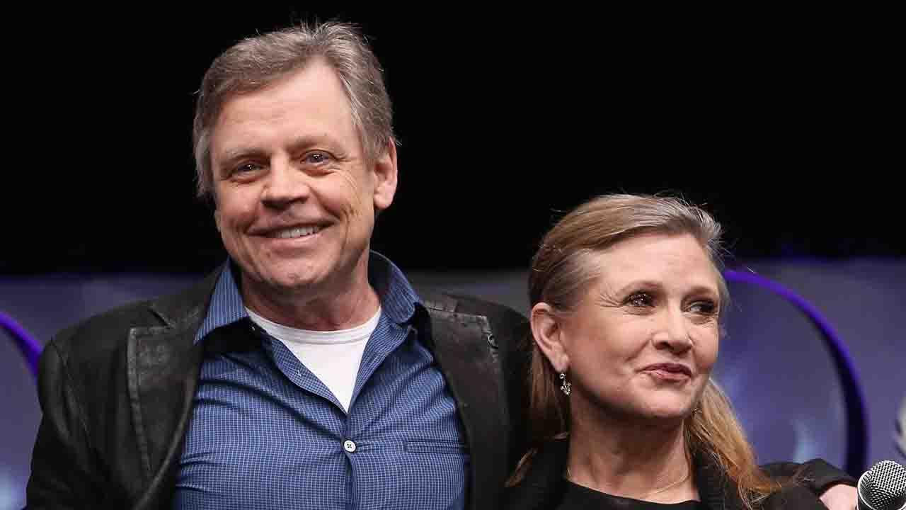 Mark Hamill Mourns 'My Beloved Space-Twin' Carrie Fisher: 'This Is Downright Heartbreaking'