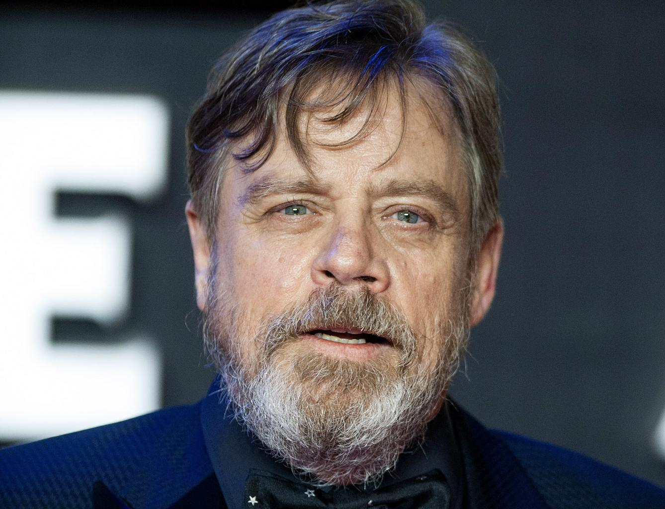 Mark Hamill Thinks        Stars Wars: The Last Jedi      '  Title Gives Off A        Real Samurai      '  Vibe