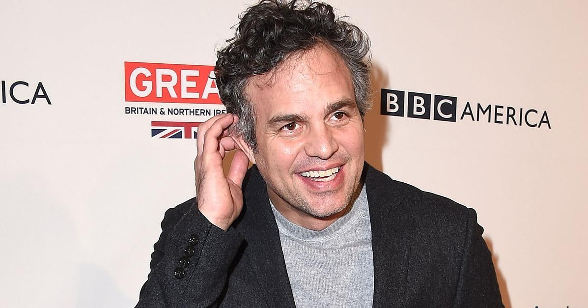 Mark Ruffalo Lost His Stuff in the Winter Storm, and the Int