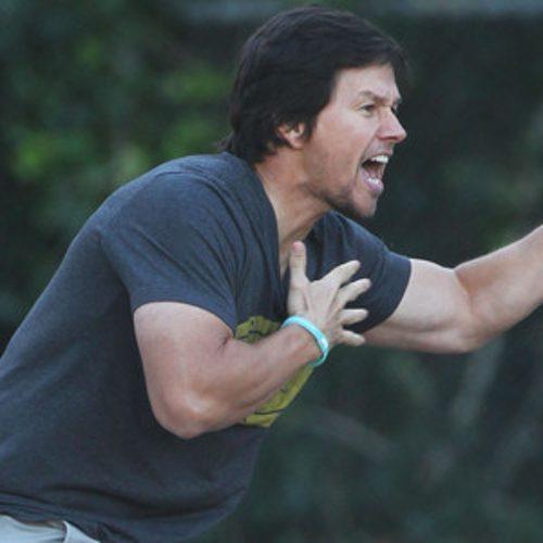 Mark Wahlberg, Super Intense Soccer Dad, Imitates Will Ferre