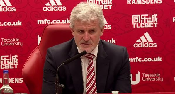 Mark Hughes' Stoke an early test of Pep Guardiola's title credentials