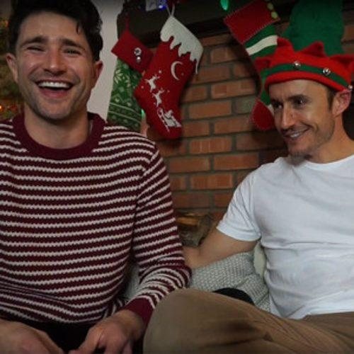 Matt Dallas & Hubby Blue Hamilton Reveal They've Adopted a S