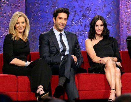 Matthew Perry Introduced the Friends Reunion & We Learned So