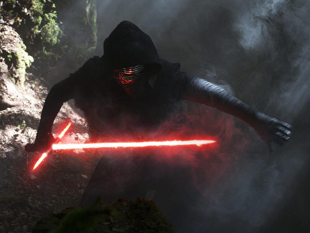 Meet Emo Kylo Ren: Star Wars' Favorite New Villain Is Tweeti