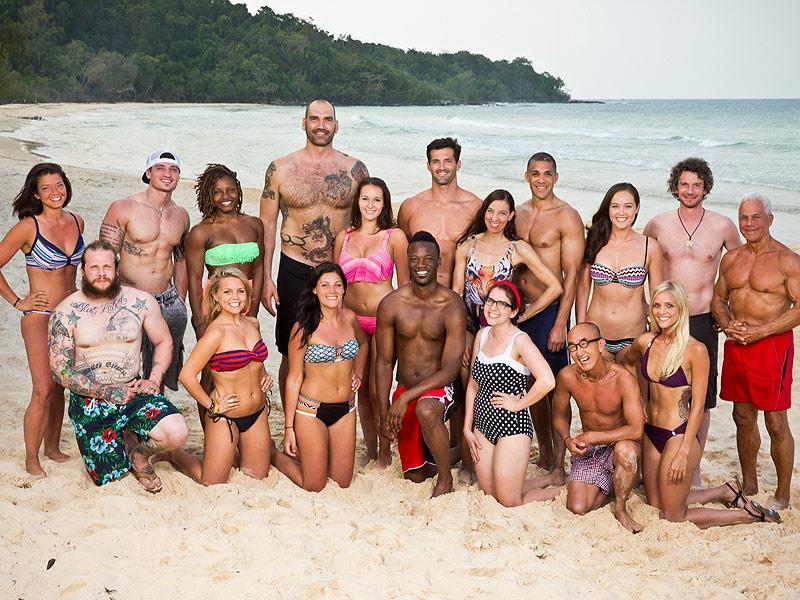 Meet the Cast of Survivor: Kaoh Rong