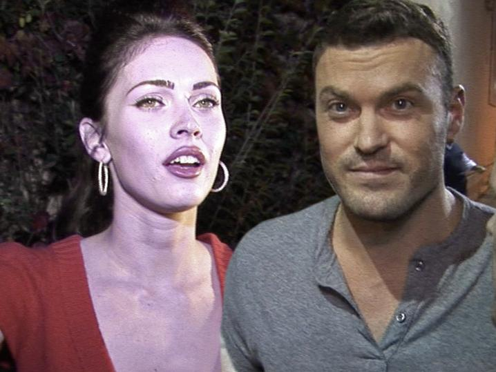 Megan Fox -- Yep, I'm Pregnant But Divorce Still On