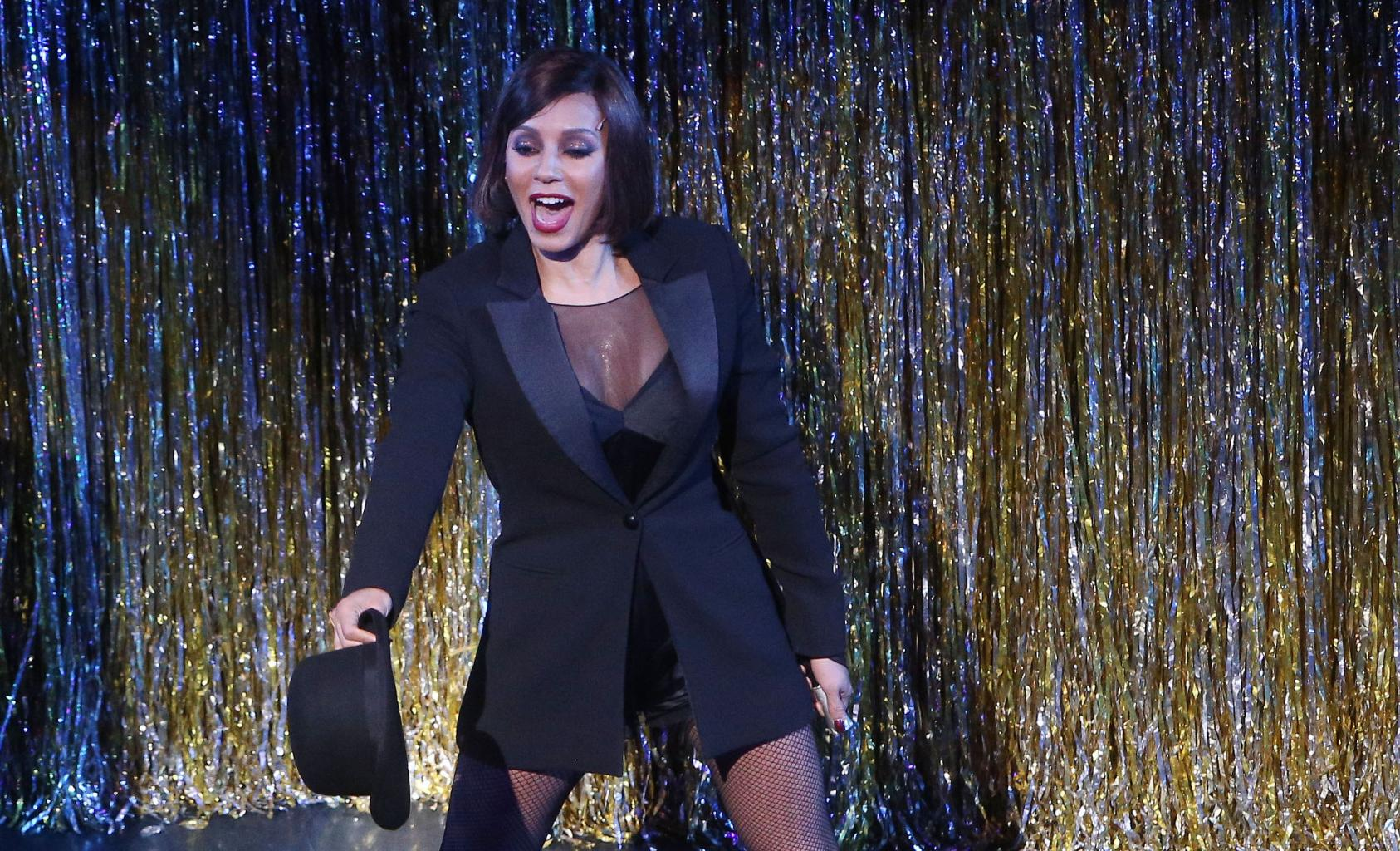 Mel B Surprises Broadway Audience With Spice Girls Lyric During        Chicago      '  Performance