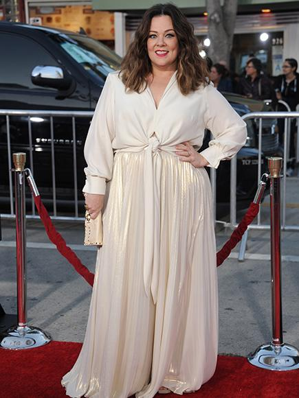 Melissa McCarthy Talks Weight Loss, Internet Trolls and Boob