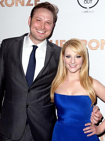 Melissa Rauch on Writing an Acrobatic Sex Scene with Husband