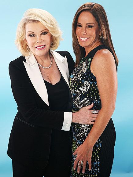 Melissa Rivers Settles Lawsuit with Clinic Where Joan Rivers Stopped Breathing Before Her Death