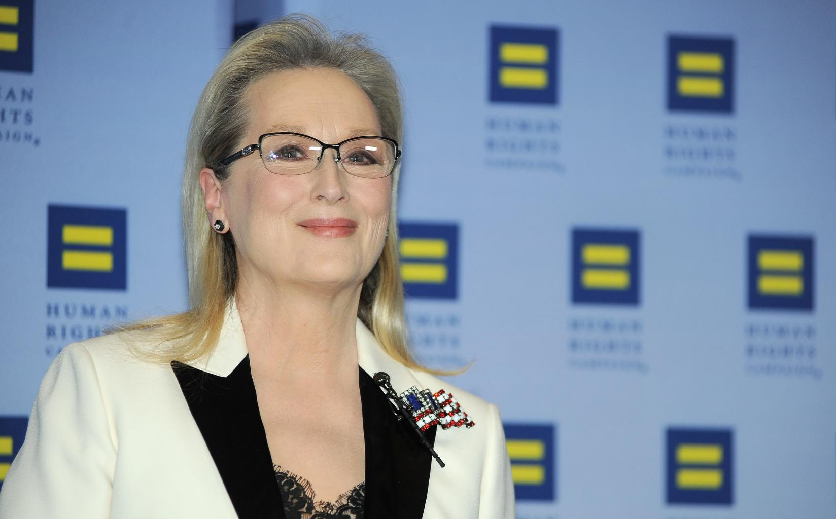 Meryl Streep Fires Back At Donald Trump:   'I Am The Most    Overrated '  Actress