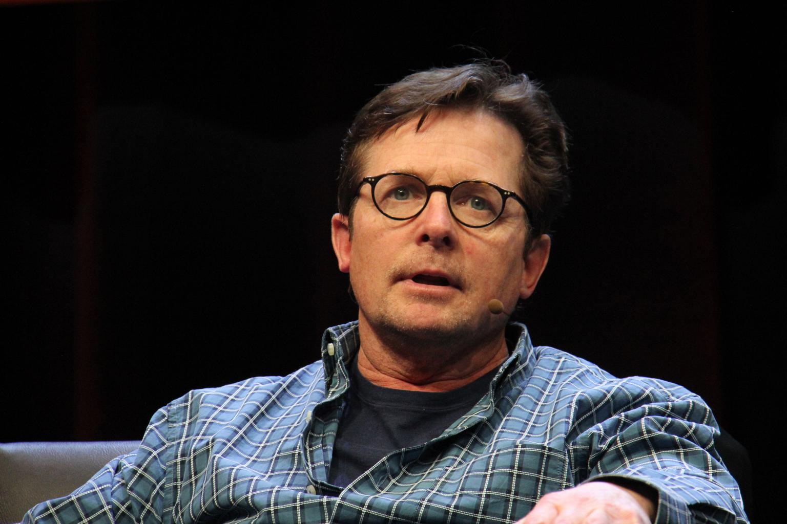 Michael J. Fox On His Parkinson's Battle: 'I Was Supposed To Be Pretty Much Disabled By Now'