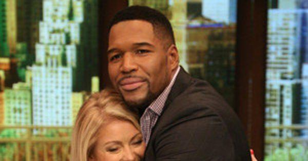 Michael Strahan Says Goodbye to Kelly Ripa on Live! With Kelly and Michael: